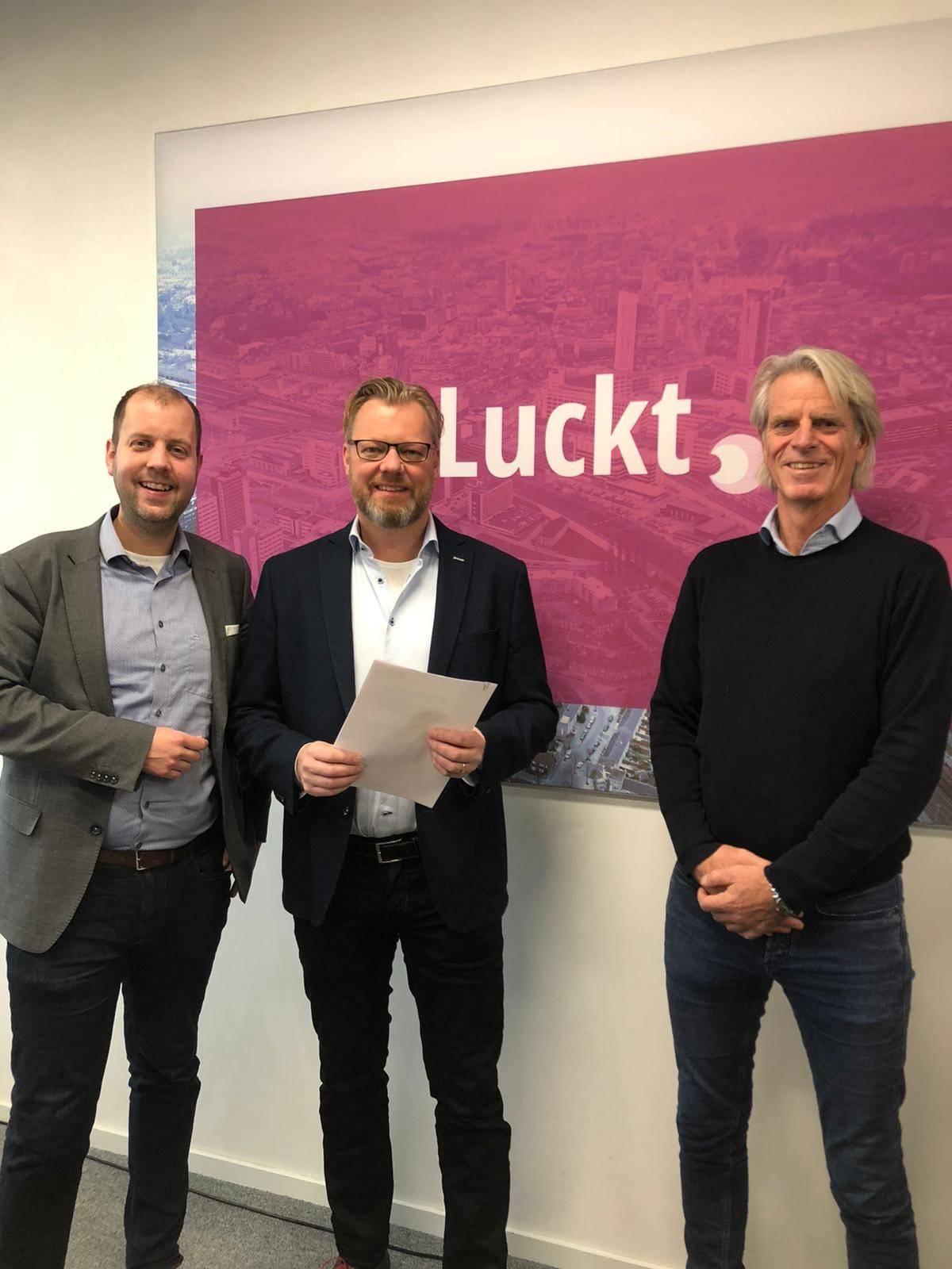 Lucktbreidt uit met senior consultant Stijn Vedder