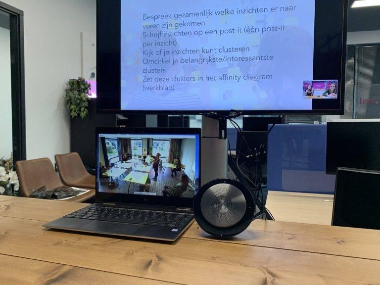 Digitaal training Luckt