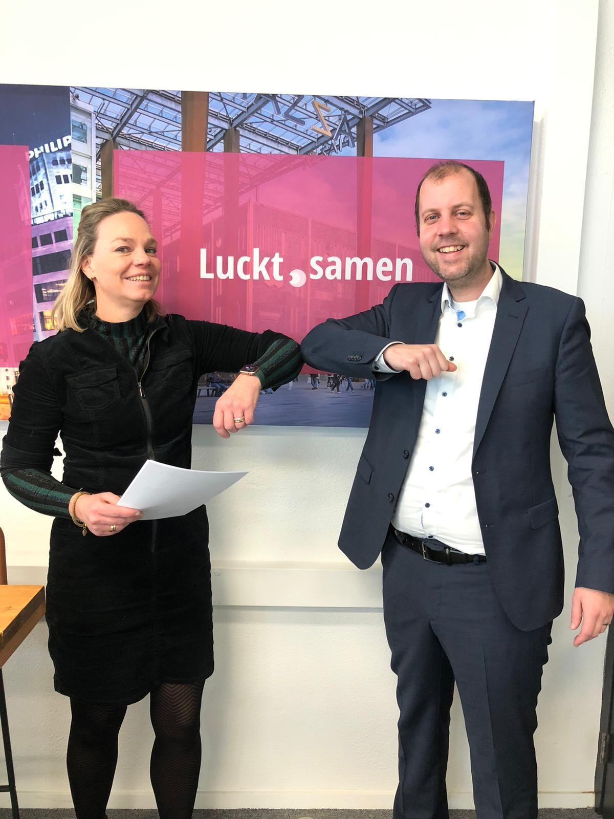 Edith de Ruiter komt Luckt versterken als projectcoördinator!